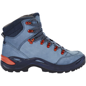 Lowa Renegade GTX 20 Mid Shoes Women iceblue/cooper